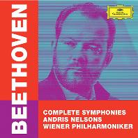 COMPLETE SYMPHONIES/ ANDRIS NELSONS [5CD+BDA] [베토벤: 교향곡 전곡 - 빈필하모닉, 넬손스]