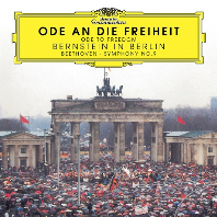 ODE AN DIE FREIHEIT - SYNPHONY NO.9/ LEONARD BERNSTEIN [CD+DVD] [자유의 송가 - 베토벤: 교향곡 9번 - 번스타인]