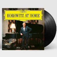 AT HOME [블라디미르 호로비츠: 앳 홈 - 모차르트, 슈베르트, 리스트] [180G LP]