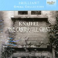 THE CANTERVILLE GHOST/ MICHAIL JUROWSKI