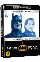 배트맨 1 & 2 [4K UHD+BD] [BATMAN]