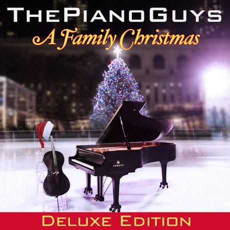 A FAMILY CHRISTMAS [CD+DVD] [딜럭스반] [피아노 가이즈: 크리스마스 앨범]