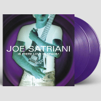 IS THERE LOVE IN SPACE? [180G PURPLE LP]