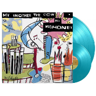 """MY BROTHER THE COW [180GTURQUOISE+7"""" LP]"""