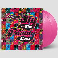 THE BEST OF SLY & THE FAMILY STONE [180G CLEAR PINK LP]
