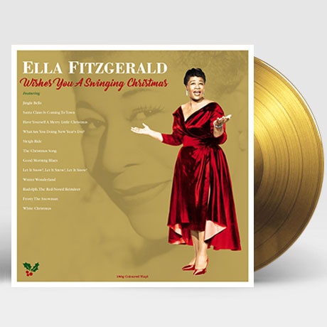 WISHES YOU A SWINGING CHRISTMAS [180G GOLD LP]