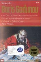 BORIS GODUNOU/ VALERY GERGIEV/ DTS