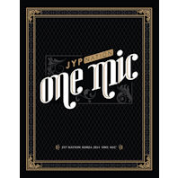 JYP NATION - ONE MIC: JYP NATION KOREA 2014 [CD+포토북]