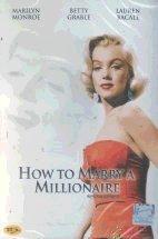 백만장자와 결혼하는 법 [HOW TO MARRY A MILLIONAIRE] DVD