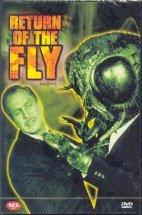 돌아온 플라이 [RETURN OF THE FLY] [10년 9월 폭스 프로모션] DVD