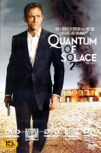 007 퀀텀 오브 솔러스: 일반판 [007 QUANTUM OF SOLACE] [14년 1월 MGM 007시리즈 프로모션] [1disc]