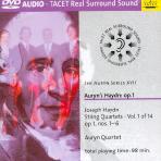 STRING QUARTETS VOL.1: OP.1/ AURYN QUARTET [DVD AUDIO]