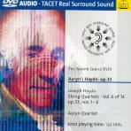 STRING QUARTETS VOL.6: OP.33/ AURYN QUARTET [DVD AUDIO]