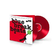 BLUE BREAK BEATS 2: THE JAZZ BREAK BEATS THAT MADE HIP-HOP HITS [DIGITALLY REMASTERED] [RED LP] [한정반]