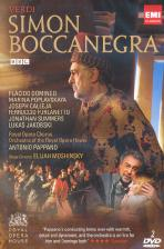 SIMON BOCCANEGRA/ PLACIDO DOMINGO, ANTONIO PAPPANO