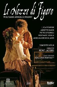 LE NOZZE DI FIGARO/ RENE JACOBS [모차르트: 피가로의 결혼 - 르네 야콥스] [한글자막]
