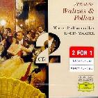 JOHANN STRAUSS 2 - WALTZES & POLKAS/ LORIN MAAZEL