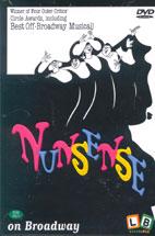 넌센스 박스세트 [NUNSENSE ON BROADWAY BOX SET] [09년 4월 리틀빅미디어 DVD 세일행사] [3disc+각편 시나리오북/슬림디지팩/아웃박스]