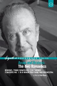 ARRAU AND <!HS>BRAHMS<!HE>: THE TWO ROMANTICS [클라우디오 아라우 에디션 2]