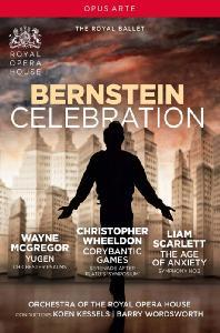 BERNSTEIN CELEBRATION/ THE ROYAL BALLET [번스타인 셀러브레이션: 2018 로열발레 실황]