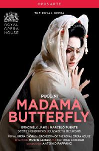 MADAMA BUTTERFLY/ ANTOINIO PAPPANO [푸치니: 나비부인] [한글자막]