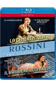 LA CENERENTOLA & IL BARBIERE DI SIVIGLIA [로시니: 사후 150주년 기념 오페라 박스 - 신데렐라 & 세빌리야의 이발사(한글자막)]