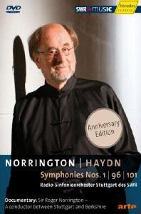 SYMPHONIES NOS.1,96,101/ ROGER NORRINGTON