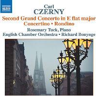 체르니: '두 번째 그랜드 피아노 협주곡' & '콘체르티노' & '오베르의 오페라 <석공>의 주제에 의한 론디노'