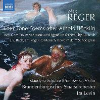 막스 레거 : '바흐 주제에 의한 변주와 푸가'(아이라 레빈 편곡 버전, 2015년) & '아놀드 뵈클린에 의한 4개의 음시' & '오 사람들이여, 그대들의 큰 죄를 슬퍼하라(BWV.622)'(막스 레거 편곡 버전, 1915년)