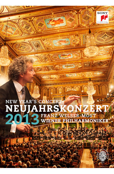 NEW YEAR`S CONCERT 2013/ FRANZ WELSER-MOST [2013 빈 신년음악회]