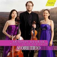 PIANO TRIOS OP.65 & OP.90/ MORI TRIO [드보르작: 피아노 트리오 E단조(둠키), F단조 - 모리 트리오]