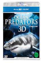 오션 프레데터스: 샤크 3D [OCEAN PREDATORS 3D] 블루레이
