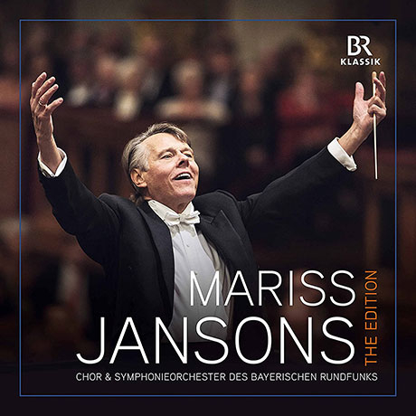 THE EDITION/ MARISS JANSONS [에디션 - 바이에른 방송교향악단, 마리스 얀손스]