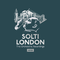 LONDON: THE ORCHESTRAL RECORDINGS [런던의 솔티: 관현악 레코딩]
