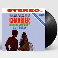 ORCHESTRAL WORKS/ PAUL PARAY [샤브리에: 관현악 작품집 - 파레이] [180G LP]