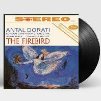 THE FIREBIRD/ ANTAL DORATI [스트라빈스키: 불새 - 도라티] [180G LP]