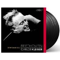 SYMPHONIE NOS.4, 6 & 7/ CARLOS KLEIBER [LP] [베토벤: 교향곡 4, 6 & 7]