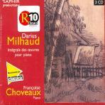 INTEGRALE DES OEUVRES POUR PIANO VOLUMES 1,2,3/ FRANCOISE CHOVEAUX