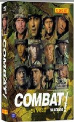 전투 TV 시리즈 컬러판 세트 [COMBAT BOX SET] [12disc / 다이어리 케이스 포함]