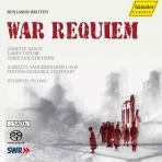 WAR REQUIEM/ HELMUTH RILLING [SACD HYBRID]