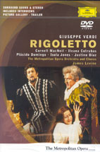 RIGOLETTO/ JAMES LEVINE