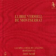 LLIBRE VERMELL DE MONTSERRAT/ JORDI SAVALL [SACD HYBRID+DVD(PAL)] [몬세라트 수도원의 붉은 책 - 조르디 사발]