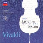 VIVALDI/ LISTEN & LESSON [KBS 1FM 해설이 있는 클래식]