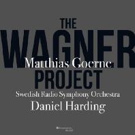 THE WAGNER PROJECT/ DANIEL HARDING [마티아스 괴르네: 바그너 프로젝트]