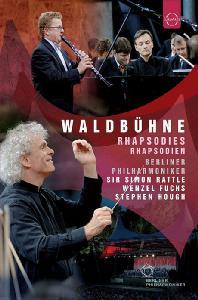 WALDBUHNE: RHAPSODIES/ SIMON RATTLE [베를린 필 2007 발트뷔네 콘서트: 랩소디 - 사이먼 래틀]