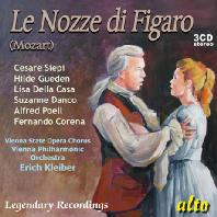 LE NOZZE DI FIGARO/ ERICH KLEIBER [모차르트: 피가로의 결혼(하이라이트) - 클라이버]
