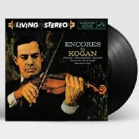 ENCORES BY KOGAN/ ANDREI MITNIK [180G LP] [레오니드 코간: 앙코르 - 바이올린 소품집(드뷔시, 멘델스존, 크라이슬러 외)]