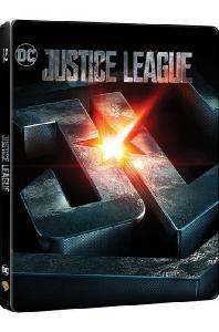 저스티스리그 3D+2D [스틸북 한정판] [JUSTICE LEAGUE]