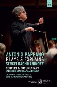 PLAYS & EXPLAINS: CONCERT, DOCUMENTARY - SYMPHONY NO.2/ ANTONIO PAPPANO [라흐마니노프: 교향곡 2번 - 파파노] [한글자막]