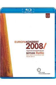 EUROPA KONZERT 2008/ VADIM REPIN, SIMON RATTLE [2008년 유로파콘체르트]